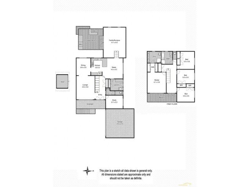 15 Nangathan Way, Croydon North VIC 3136 Floorplan