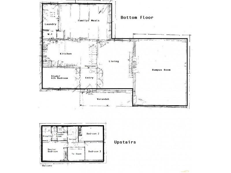 263 Disney Street, Bittern VIC 3918 Floorplan