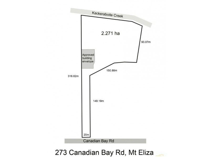 273 Canadian Bay Road, Mount Eliza VIC 3930 Floorplan