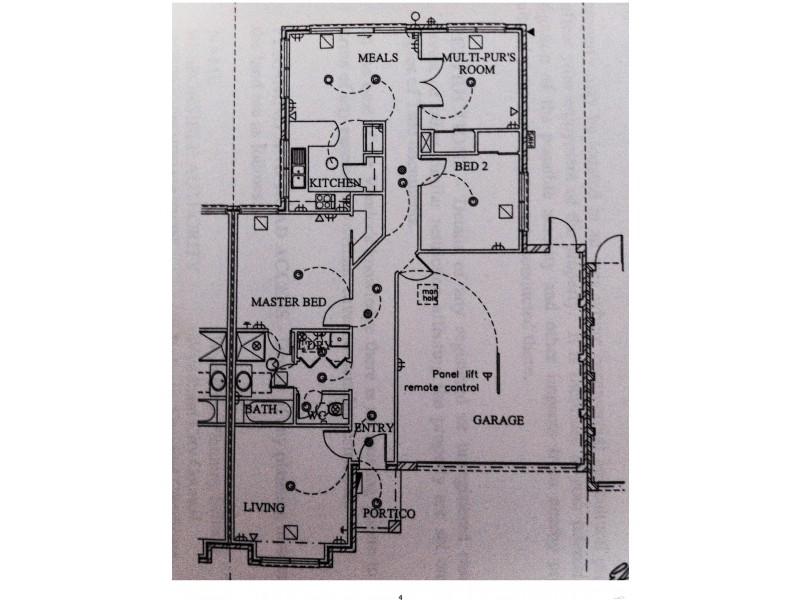 21/15a Hooker Road, Werribee VIC 3030 Floorplan