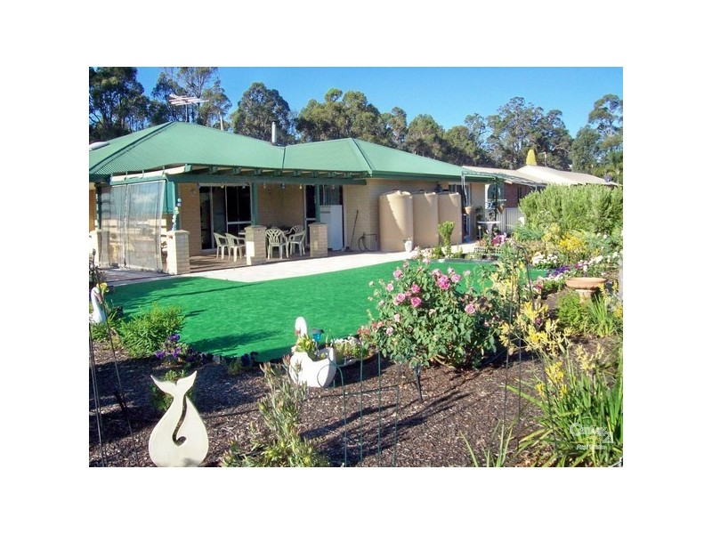 Lot 128 Railway Parade, Allanson WA 6225
