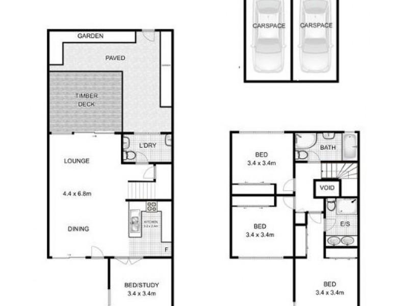 5/2A Rosa Street, Oatley NSW 2223 Floorplan