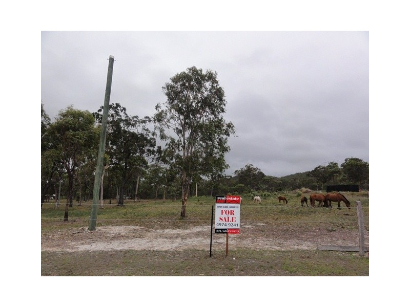 Lot 20 Corfield Dr, Agnes Water QLD 4677