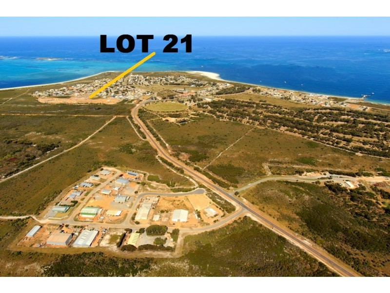 LOT 21 VALENCIA ROAD, Cervantes WA 6511