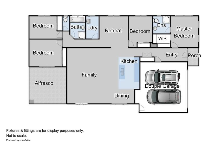 22 Black Gum Crescent, Cranbourne West VIC 3977 Floorplan