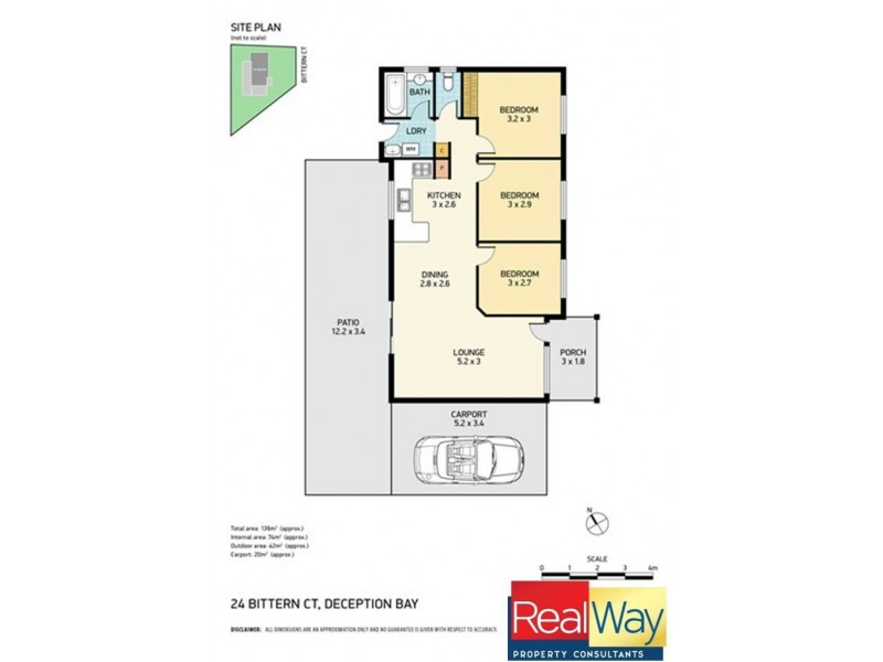 24 Bittern Court, Deception Bay QLD 4508 Floorplan