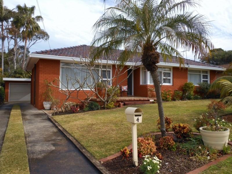 4 Whalan Place, Gymea NSW 2227 Floorplan