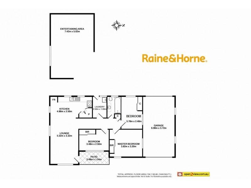 32 Bavarde Avenue, Batemans Bay NSW 2536 Floorplan