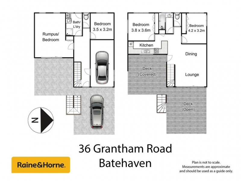 36 Grantham Road, Batehaven NSW 2536 Floorplan