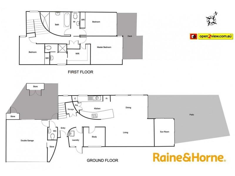 119a Beach Road, Batehaven NSW 2536 Floorplan