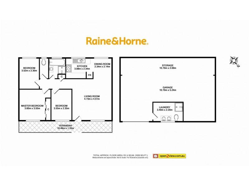 16 Dominic Drive, Batehaven NSW 2536 Floorplan