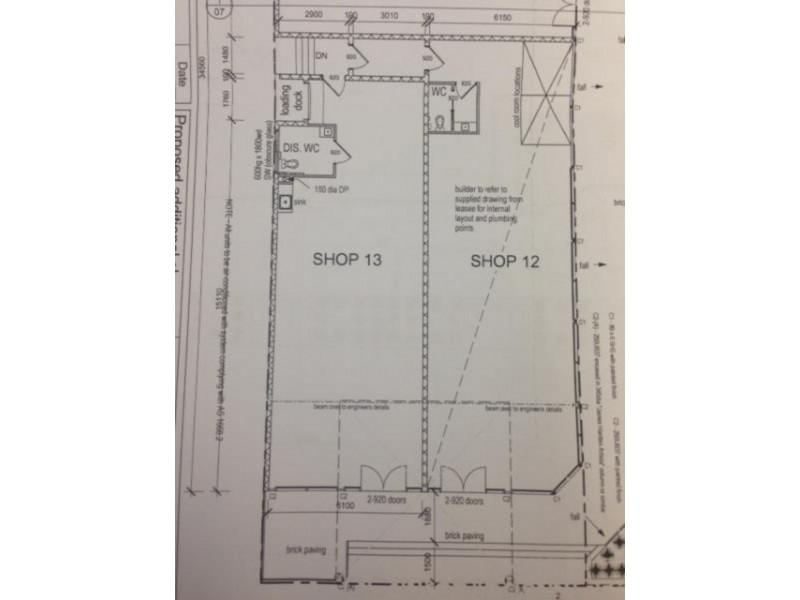 Shop 13/4 Perry Street, Batemans Bay NSW 2536 Floorplan