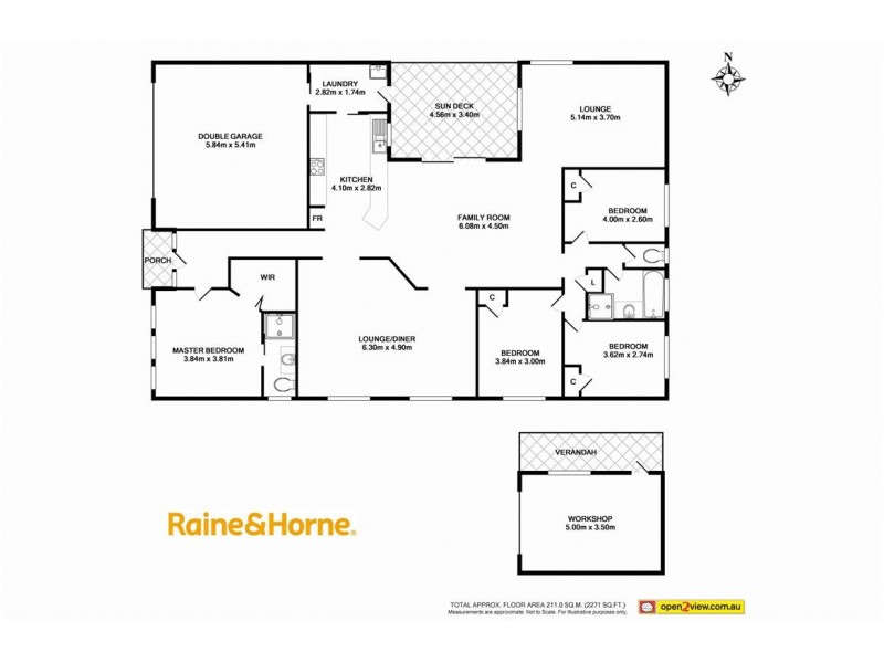 3 Ascension Way, Batehaven NSW 2536 Floorplan