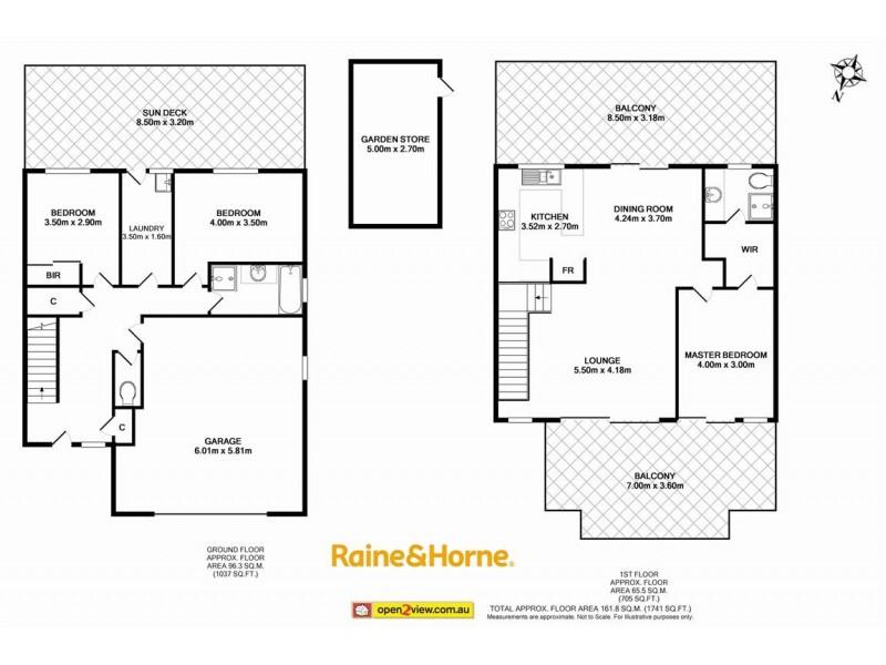 2/30 Joseph Street, Batehaven NSW 2536 Floorplan