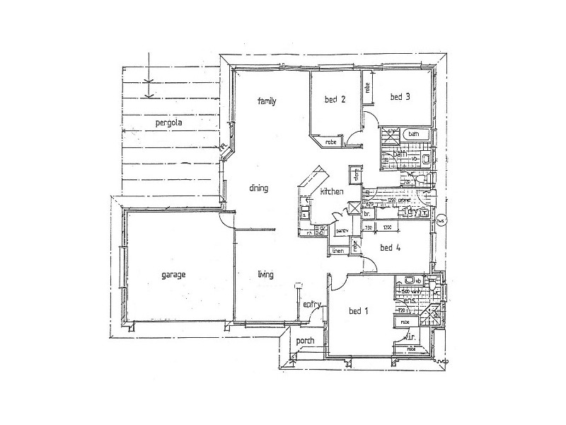 3 Ashlar Place, Banora Point NSW 2486 Floorplan