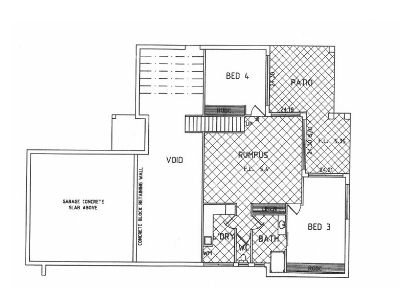 241 Darlington Drive, Banora Point NSW 2486 Floorplan