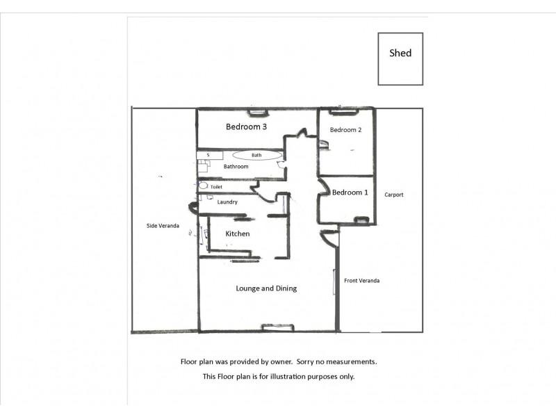 27 Callanna Court, Craigmore SA 5114 Floorplan