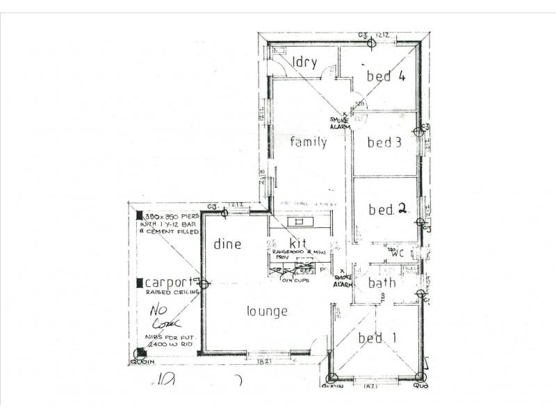 31 Jacaranda Drive, Craigmore SA 5114 Floorplan