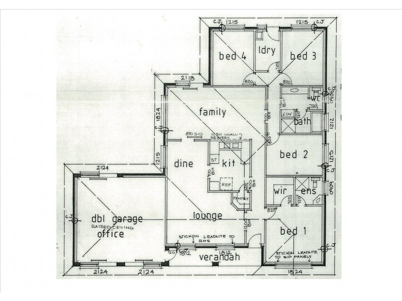 80 Jacaranda Drive, Craigmore SA 5114 Floorplan