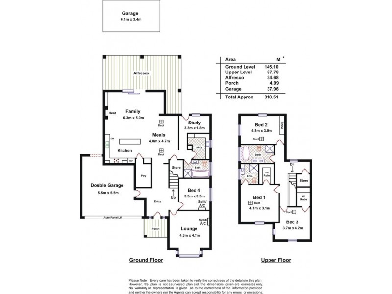 16 John Street, Burnside SA 5066 Floorplan