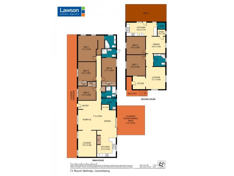 Cooranbong NSW 2265 Floorplan