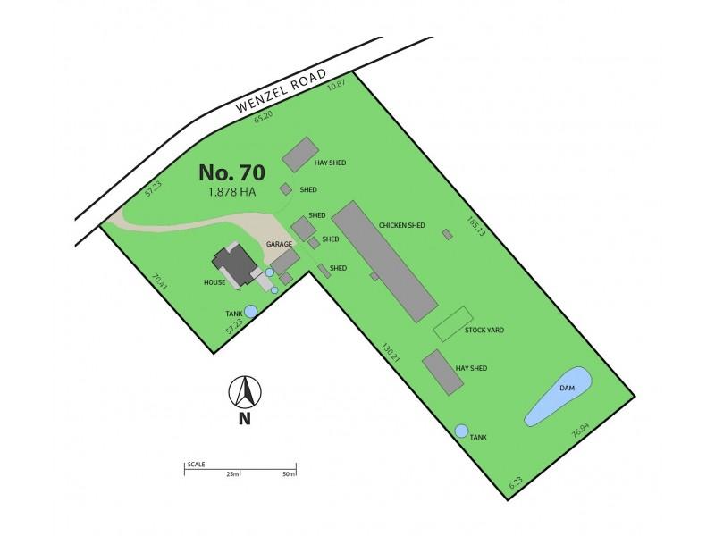 70 Wenzel Road, Balhannah SA 5242