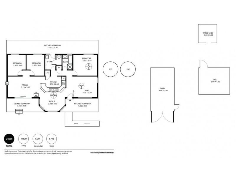 26 Watson Street, Milang SA 5256 Floorplan