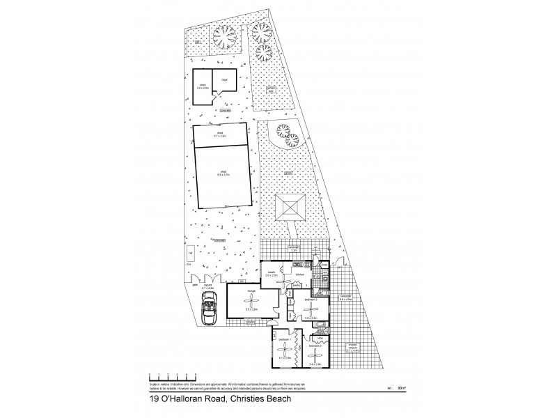 19 O'Halloran Road, Christies Beach SA 5165 Floorplan