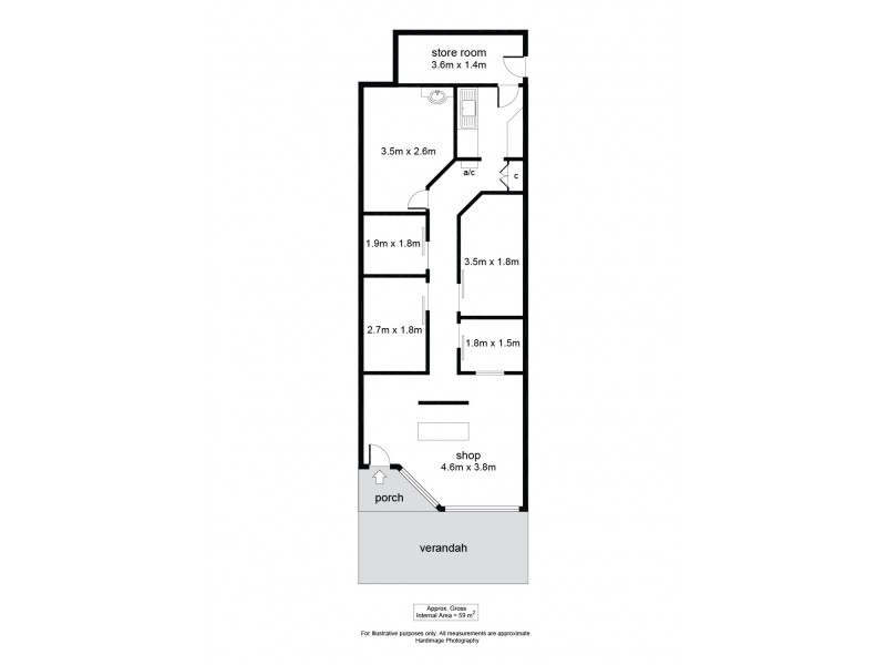 7/54 Beach Road, Christies Beach SA 5165 Floorplan