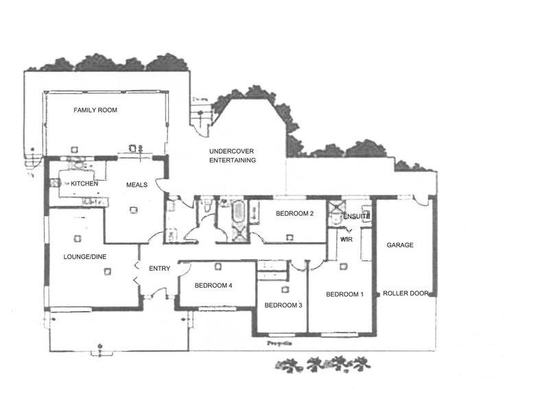 3 Baust Crs, Coromandel Valley SA 5051 Floorplan
