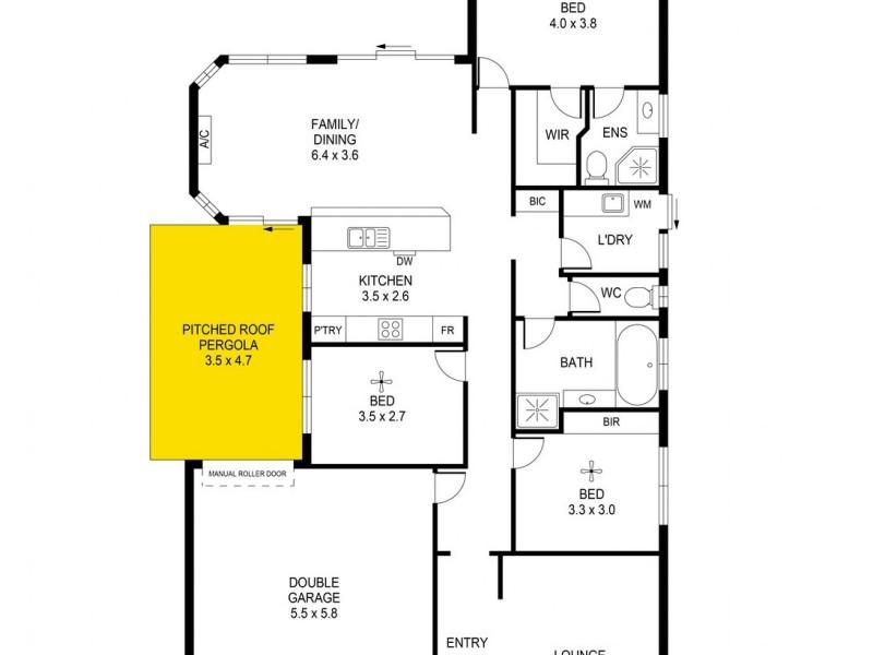 49A Finniss Street, Marion SA 5043 Floorplan