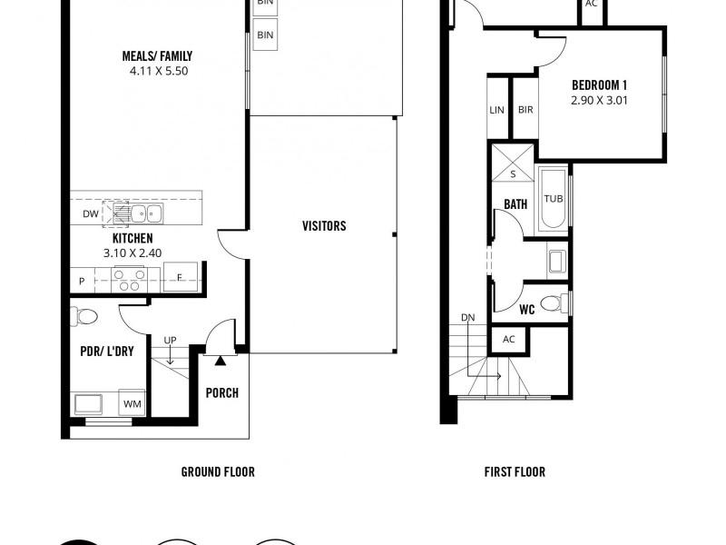 Lots 1 – 5, 82 Bradley Grove, Mitchell Park SA 5043