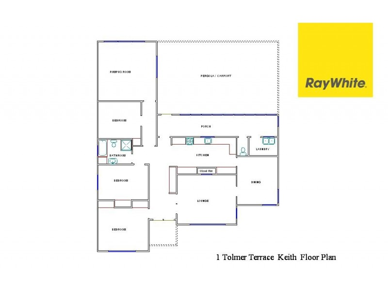 1 Tolmer Terrace, Keith SA 5267