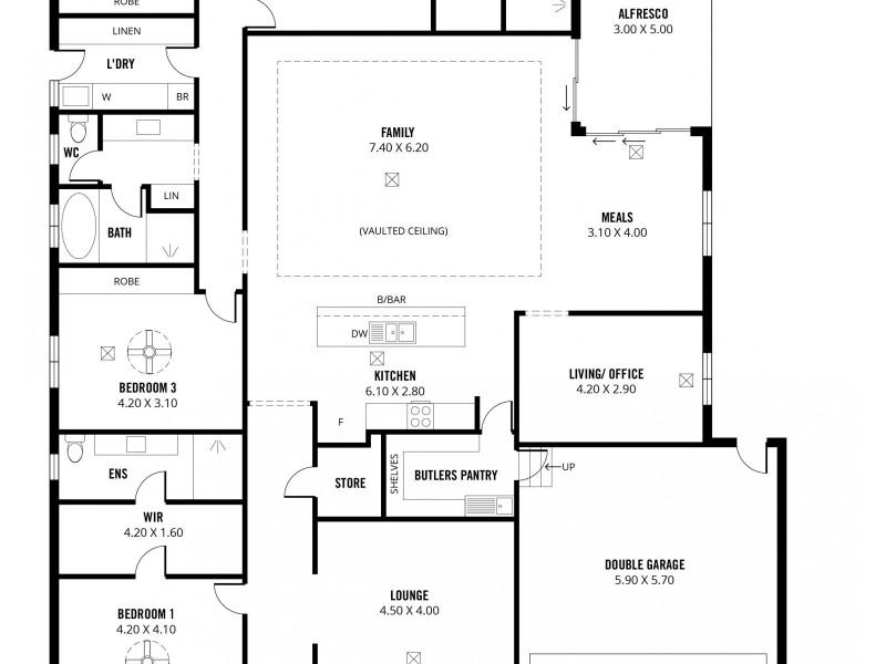 28 Aston Parade, Mount Barker SA 5251 Floorplan