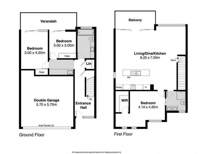 4/294-302 Port Elliot Road, Hayborough SA 5211 Floorplan