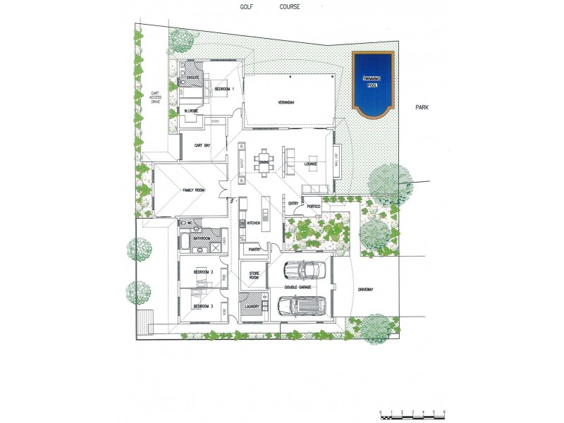 23 Crowson Close, Durack NT 0830 Floorplan