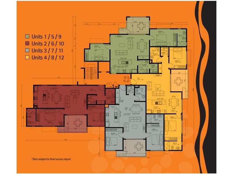 30 Lorna Lim Terrace, Driver NT 0830 Floorplan