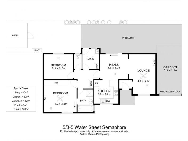 5/3-5 Water Street, Semaphore SA 5019