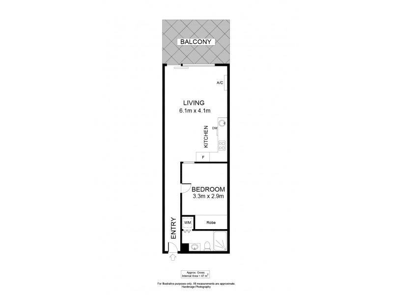 203 The Sails, New Port SA 5015 Floorplan