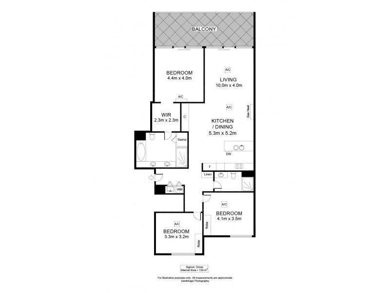 701 Spinnaker, New Port SA 5015 Floorplan