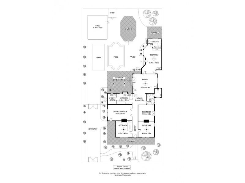 39 Alexander Street, Largs Bay SA 5016 Floorplan