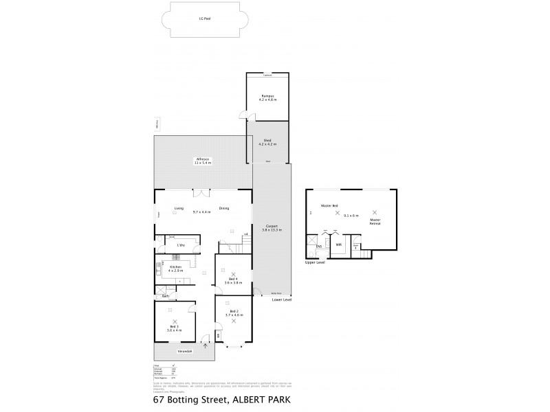 67 Botting Street, Albert Park SA 5014 Floorplan