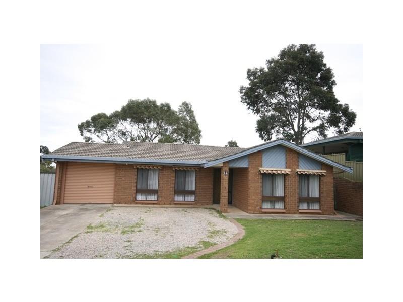 13 JEANETTE CRESCENT, Aberfoyle Park SA 5159