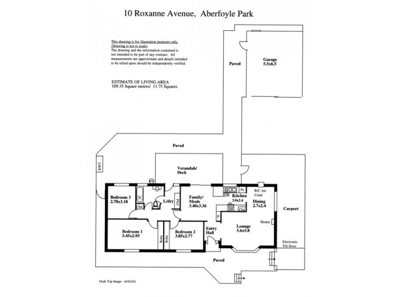 10 Roxanne Avenue, Aberfoyle Park SA 5159