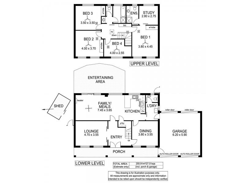 2 Pridham Court, Aberfoyle Park SA 5159 Floorplan