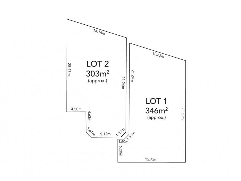 Lot 1 and 2, 4 Abbaron Court, Aberfoyle Park SA 5159