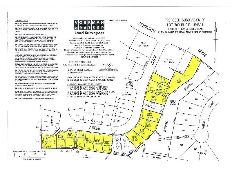 Lot 802 Amber Close, Kelso NSW 2795