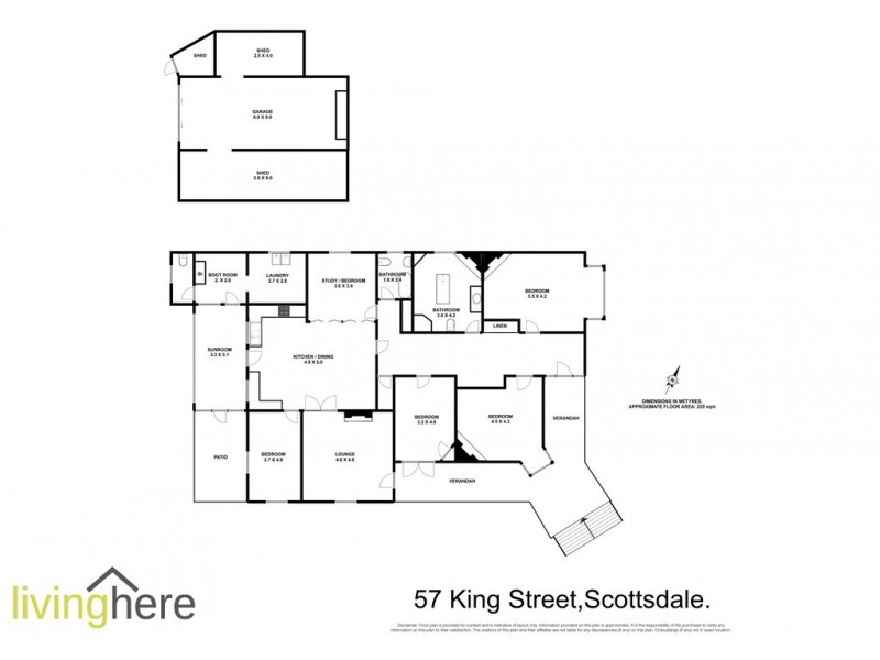 57 King Street, Scottsdale TAS 7260