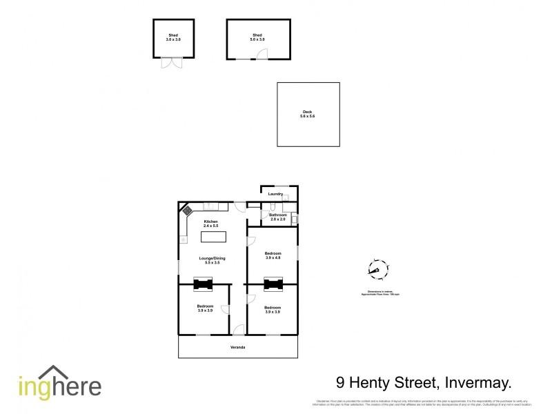 9 Henty Street, Invermay TAS 7248