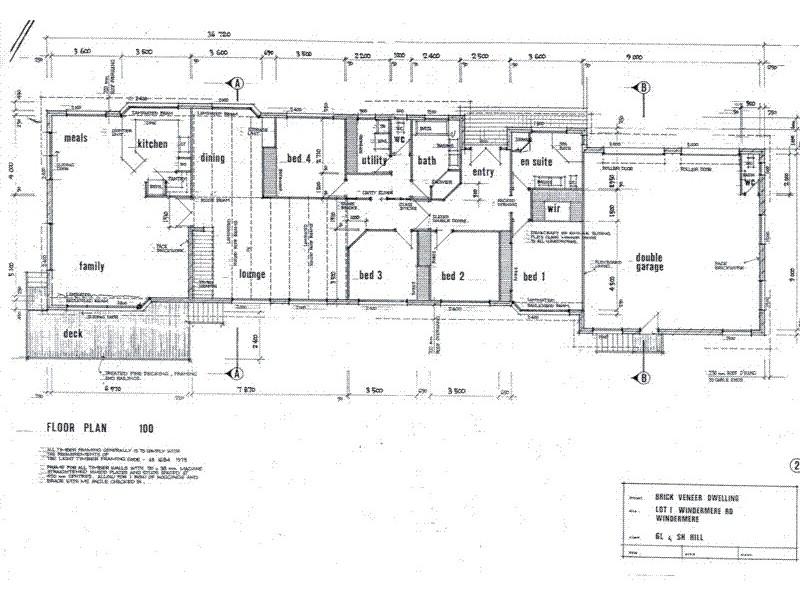 445 Windermere Road, Windermere TAS 7252 Floorplan